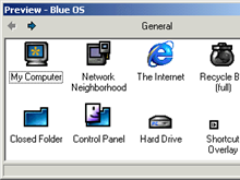 Blue OS
