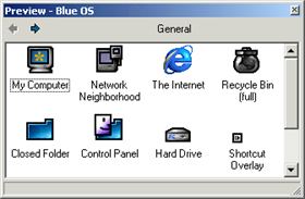 Blue OS