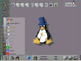 Linux Mandrake Preview