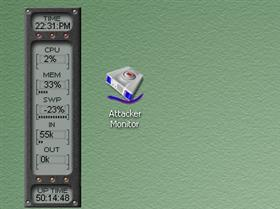 Attacker Monitor