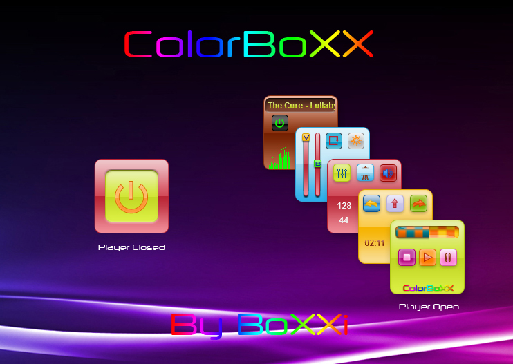 ColorBoXX