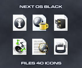 Next OS Black Files