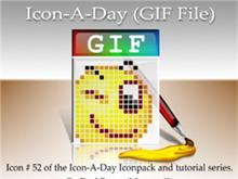 Icon-A-Day #52 (GIF File)
