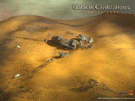Galactic Civiliations Desert