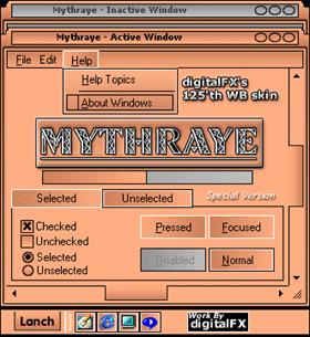 Mythraye