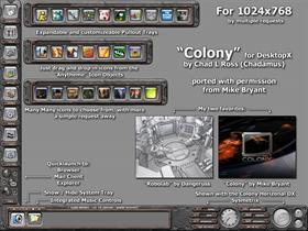 Colony 1024x768+