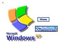 Winamp minibox XP