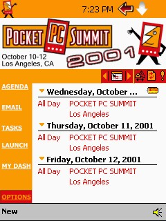Pocket PC Summit