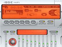 iBDE HiFi V5 Red