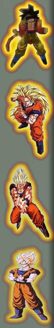 SSJ Goku Series