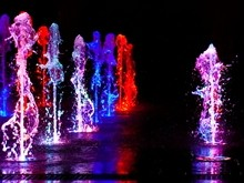 Fountains of Siberia