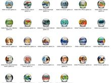 Adobe Apps XP Icons (Globe)