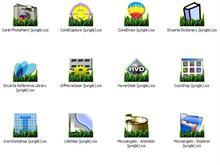 Jungle icons (Addon 03)