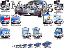 Mustang 9x