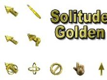 Solitude - Golden small (CursorXP)