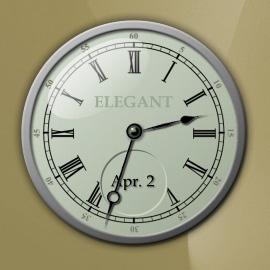 Elegant Clock