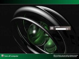 Entangled [Green] Logon