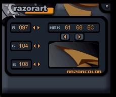 Razorcolor
