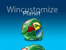 Wincustomize Planet Icons