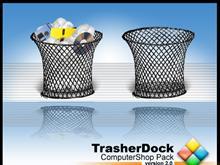TrasherDock  ComputerShop Edition