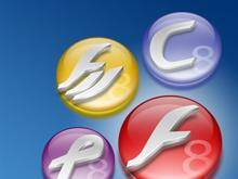 Macromedia Studio 8 Icons
