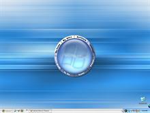 Blue Orb v2 1280 x 1024