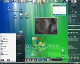 Vista MediaCenter