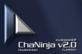 ChaNinja Cursors (LARGE)
