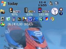 Aprilia Theme