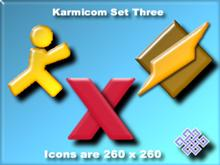 Karmicom Set Three