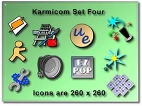 Karmicom Set Four