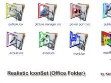 Realistic IconSet (OfficeFolders)