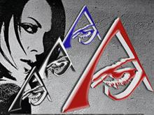 Aeon Flux Icons
