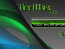 Piece of Glass ( Green )