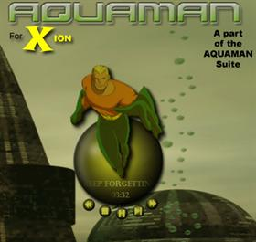 AquamanXion