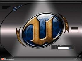 UT2004 logo (shiny)