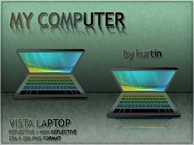 Vista Laptop (My Computer)