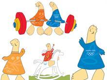 athens 2004 mascots