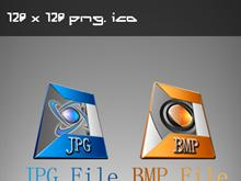 JPG and BMP