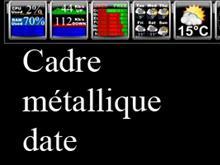 Cadre date