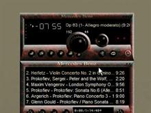 Mercedes Benz Winamp Classic Skin