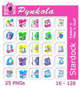 Pynkola Stardock Files 'n Stuff