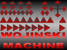 Wojinski Machine Green