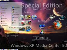 Cryo64 Levit Desktop X Theme