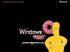 Windows Doughnut