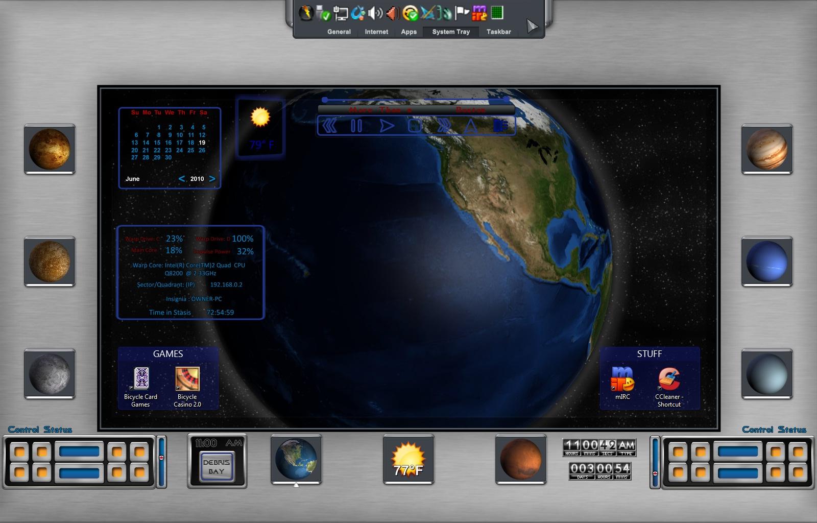 Future Vision DX (TM Suite)