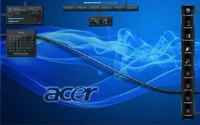 Acer In Blue