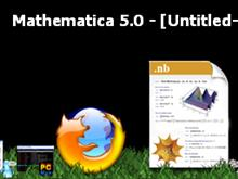 Mathematica notebook file icon