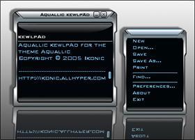 Aquallic Kewlpad