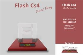 Adobe Flash cs4 Crystal
